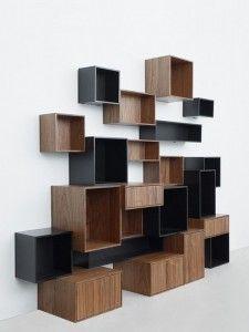 bibliothèque modulable Cubit, Mymito,