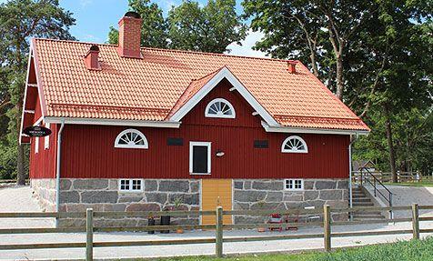 Smörhöga - Gårdsbutik Lantcafe Gårdsmuseum Smörhöga, Grimslöv