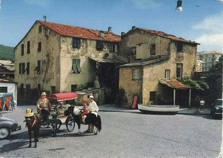 Piazza pescatori 1967