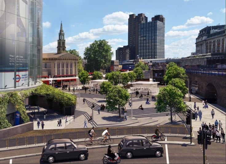 Construction work to transform Waterloo into a people-friendly area will start in early 2020, Mayor of London Sadiq Khan and Lambeth Council have announced. Wat