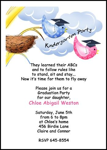 82 Best Graduation Party Open House Invitations Images On