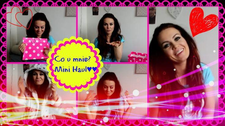 Vlog 6 pogadanka co u mnie Vicky Pattison Victoria's Secret mini haul ♥j...