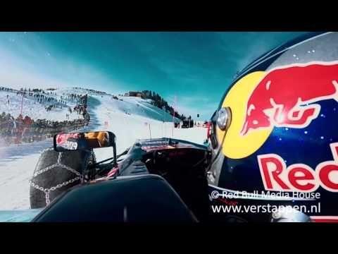Max Verstappen vs. Aksel Lund Svindal on top of Hahnenkamm mountain, Kitzbühel, 14/01/2016 - YouTube