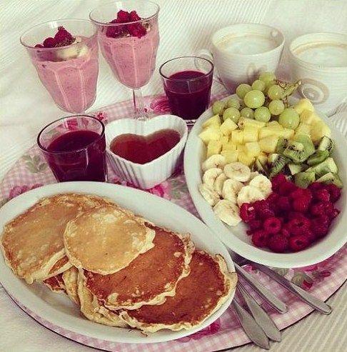 Breakfast my dream
