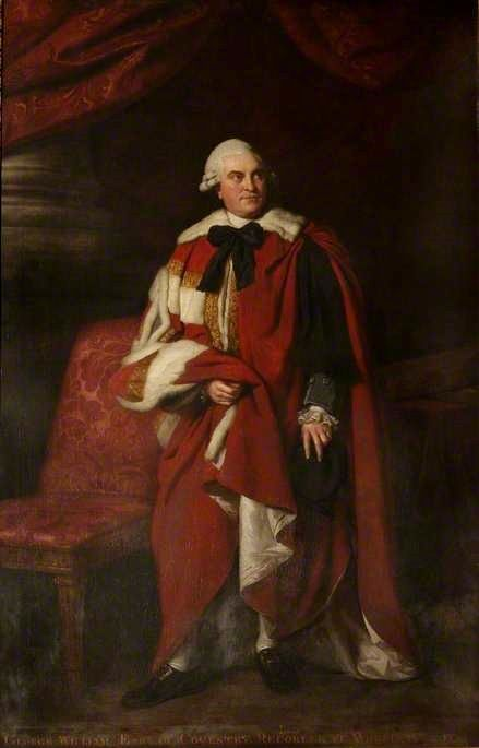 George Coventry, 6th Earl of Coventry (1722-1809).