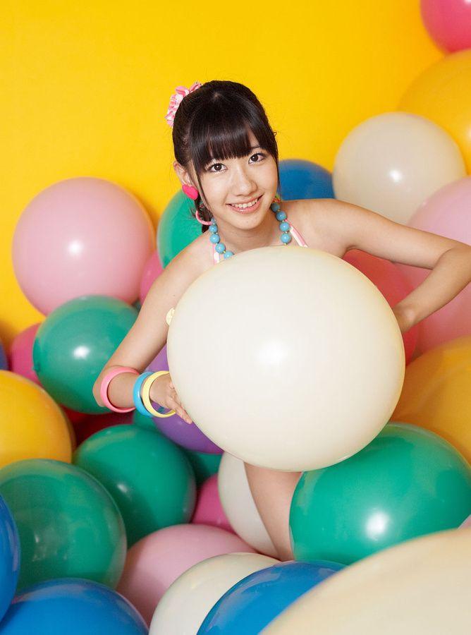 my balloons room.