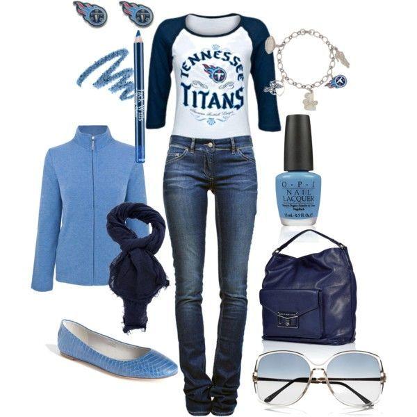 Women's Titans Fashion