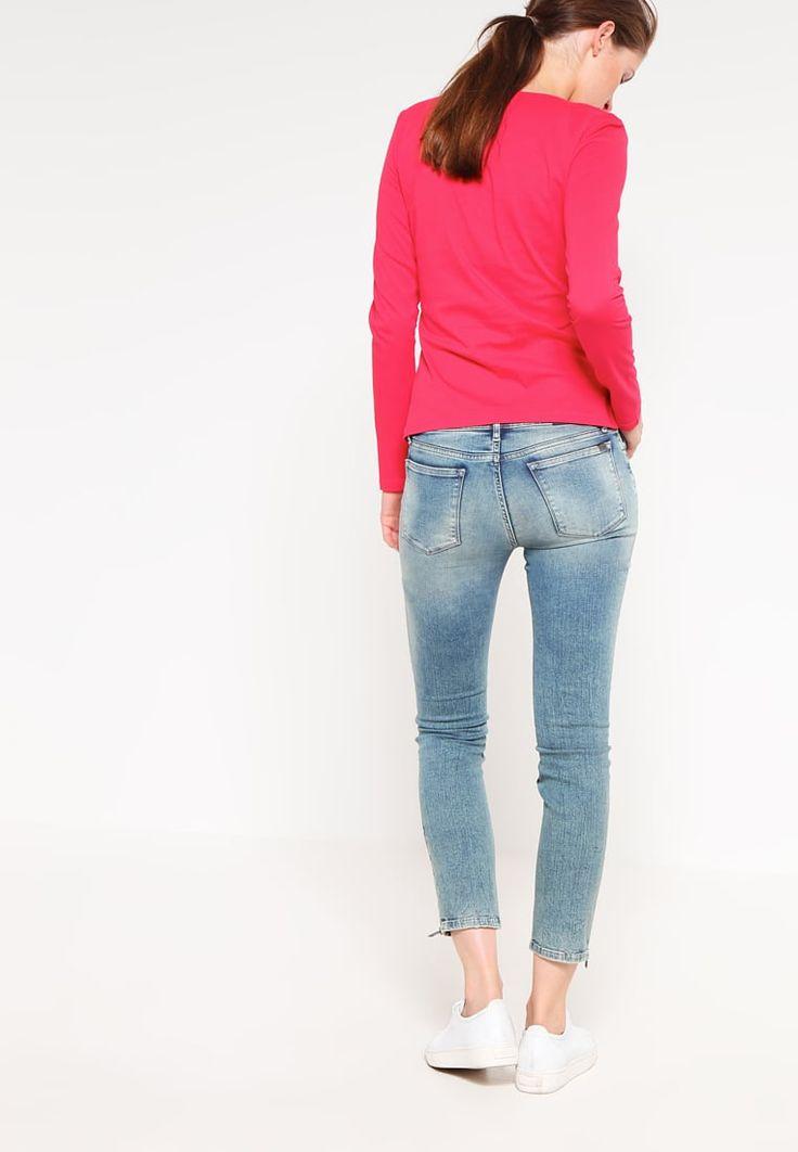 Luxe Armani Jeans T-shirt à manches longues - rosa rose: 100,00 € chez Zalando (au 29/09/16). Livraison et retours gratuits et service client gratuit au 0800 915 207.