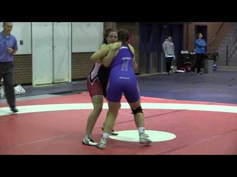 2015 Stu Hart Duals: 80 kg Erin Geddie (BC) vs. Kendall Reusing (USA)