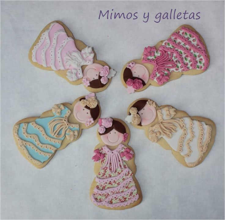cortador galleta bailarina flamenco - Cerca amb Google