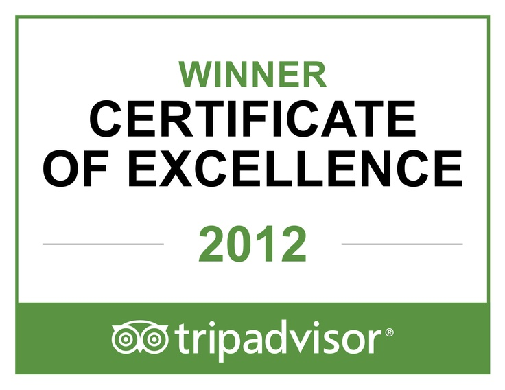 Lanchid 19 excellent hotel - thanks to Tripadvisor reviewers.