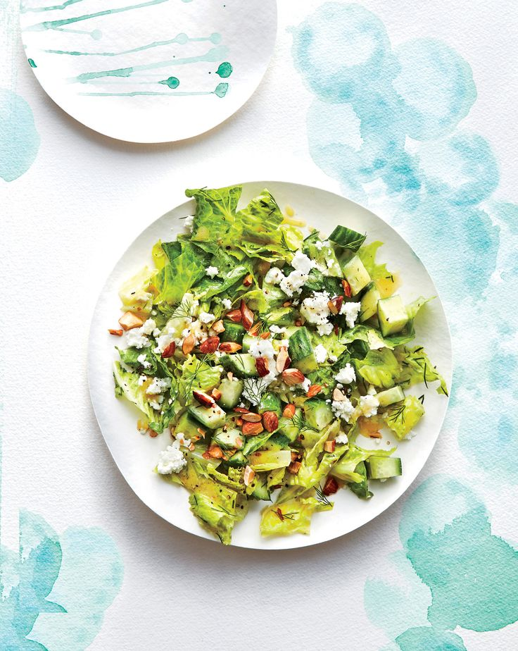 Lettuce, vegetables, and fruits are the stars of these salads. Make the most of in-season produce with recipes that will have you going b...