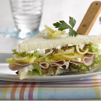 Miracel Whip Sandwich Hawaii