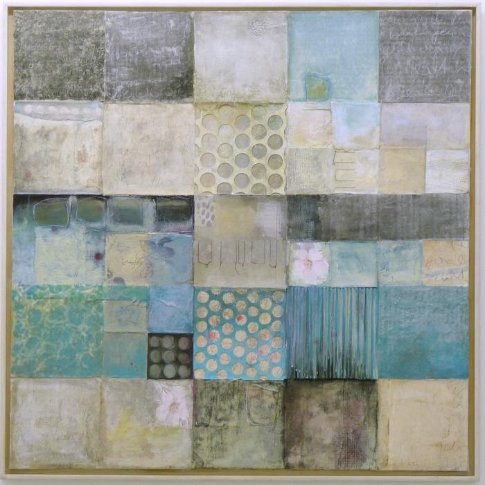 Cordula Kagemann  color pattern 5 x 5 squares
