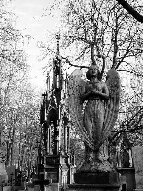 Powazki Cemetery, Warsaw, Poland