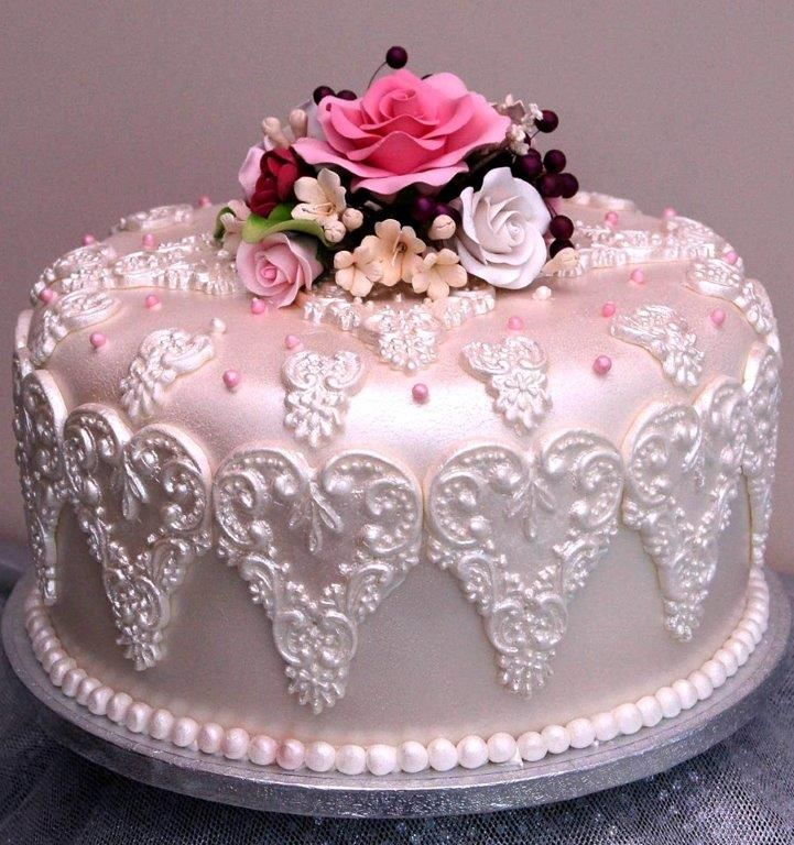 234 Best BEAUTIFUL CAKES PURE ARTISTRY Images On Pinterest
