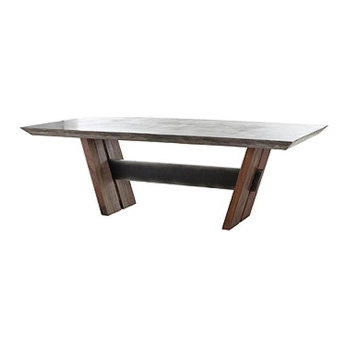 Bonham Dining Table In Peroba | Nebraska Furniture Mart