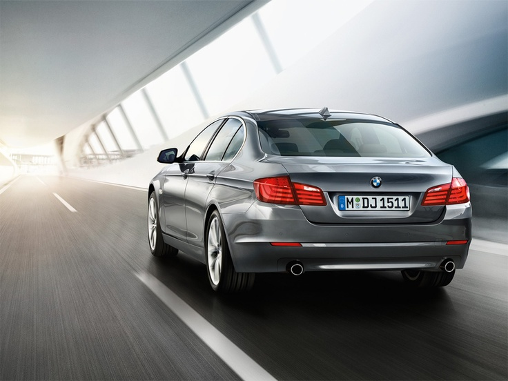 BMW 5 Series Sedan: Images and Videos | BMW South Africa