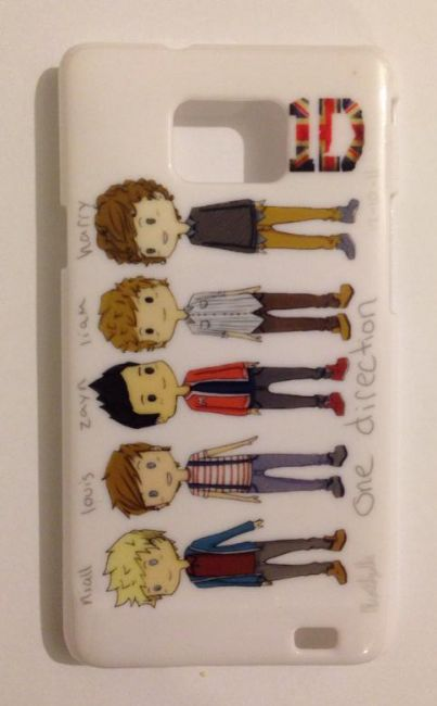 PhoneJunkie.nl | Samsung Galaxy S2 | Hoesjes | One Direction