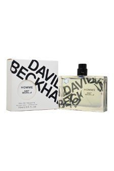 David Beckham Homme Cologne By David Beckham For Men  100% AUTHENTIC  BRAND NEW  perfume