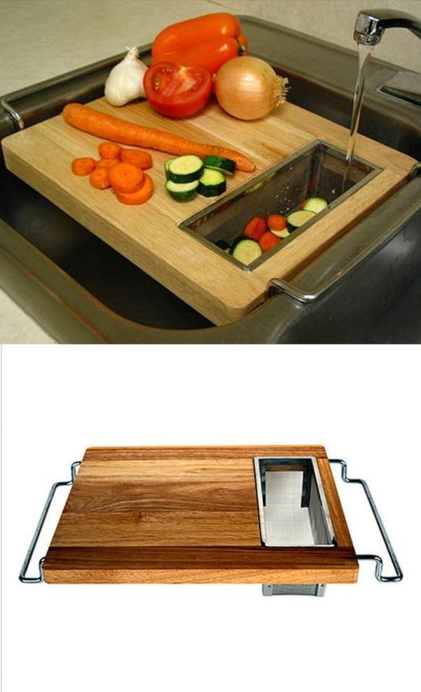 Sink Cutting Board by ursula