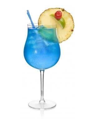 Non-Alcoholic Blue Drink Recipes | Recipes for Delicious Non-Alcoholic Drinks - BRONZE BUDGET BRIDE - A ...