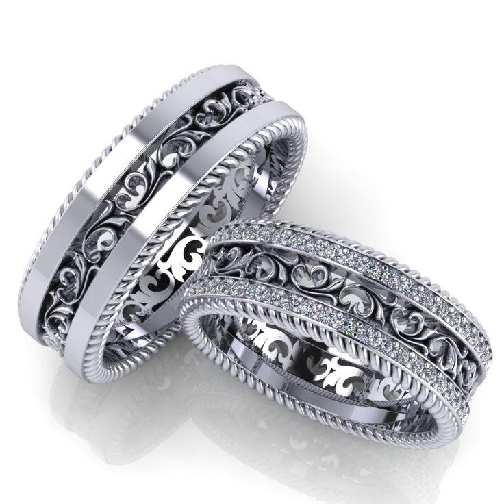 Обручальные кольца ERS81