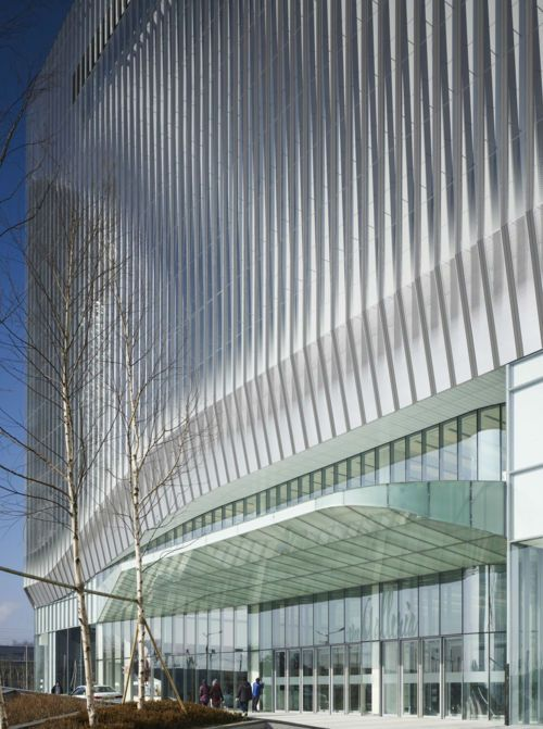 Galleria Centercity, Cheonan, China by UNStudio Architects