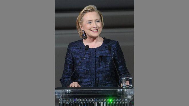 Hillary Clinton -- June 13, 2013. Facelift?