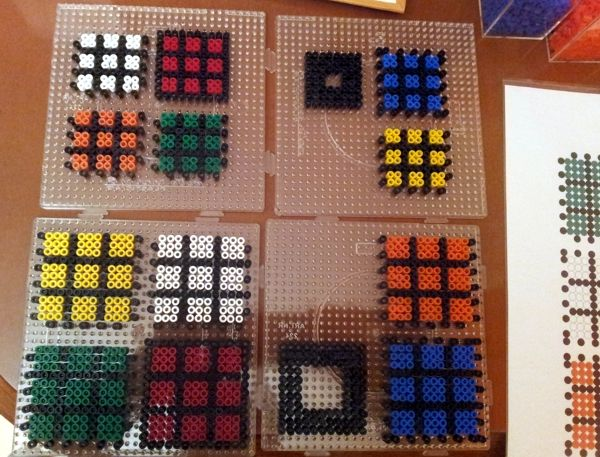 17 best images about kandi designs and other kool stuff on rubik boxes pattern perler bead sprite by alfons05