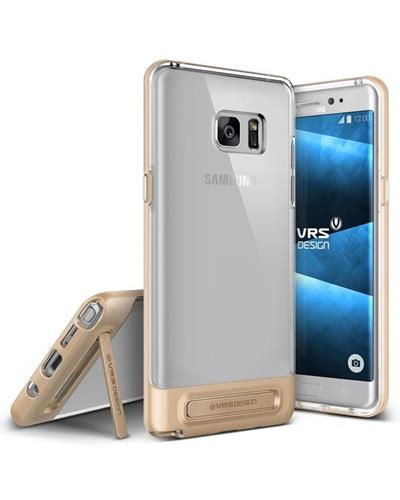 Galaxy Note 7 Crystal Bumper Series