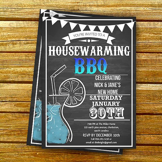 19 best bbq housewarming party ideas images on pinterest for When to throw a housewarming party