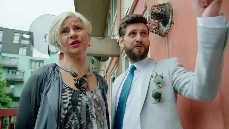 Tracey Ullman - Ten Signs of Gentrification