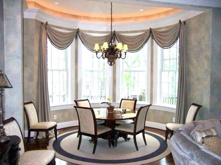 Homemade Lined Curtains And Farmhouse Style Cheap Curtains Diy No Sew Curtains Roman Blinds Dining Room Windows Dining Room Curtains Curtains Living Room