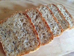 Gyors zabpelyhes kenyér