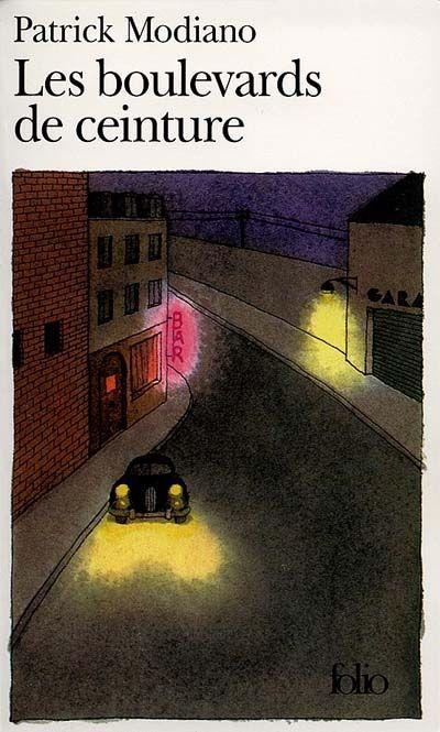 Les Boulevards de ceinture / Patrick Modiano http://fama.us.es/record=b1277380~S5*spi