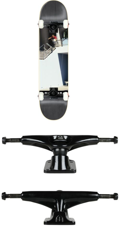 Other Skate- and Longboarding 16265: Zero Skateboard Complete Leap Of Faith 8.125 Tensor Assembled -> BUY IT NOW ONLY: $84.95 on eBay!