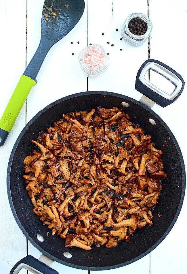 Jak usmażyć kurki, by były najlepsze na świecie? Według tego przepisu :) - MniamMniam.pl