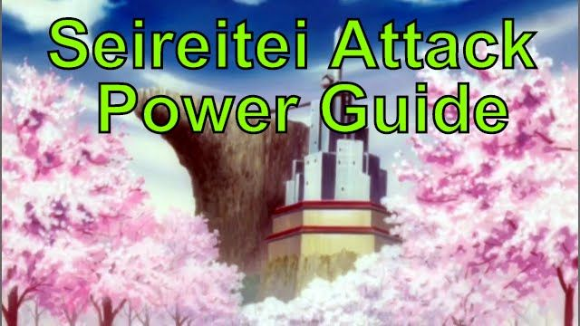 Bleach Online: Seireitei Attack how to gain a lot of power