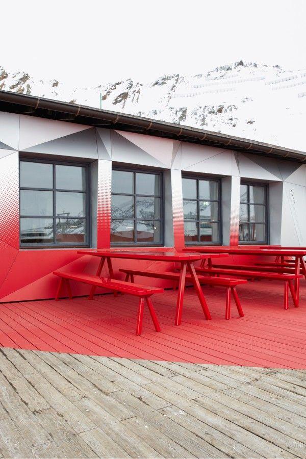 Audi Quattro Festkogl Alm | Interior Design, Interaktive Installation