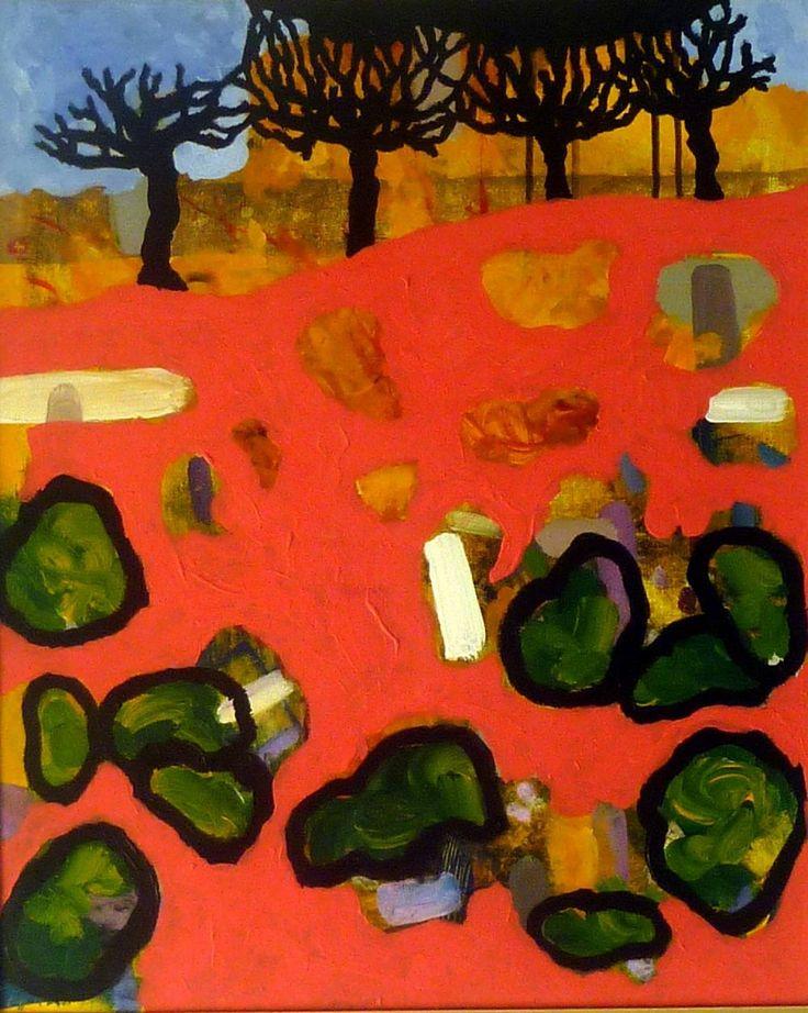 4 arbres - http://www.oho-art.com/oeuvres/4-arbres/