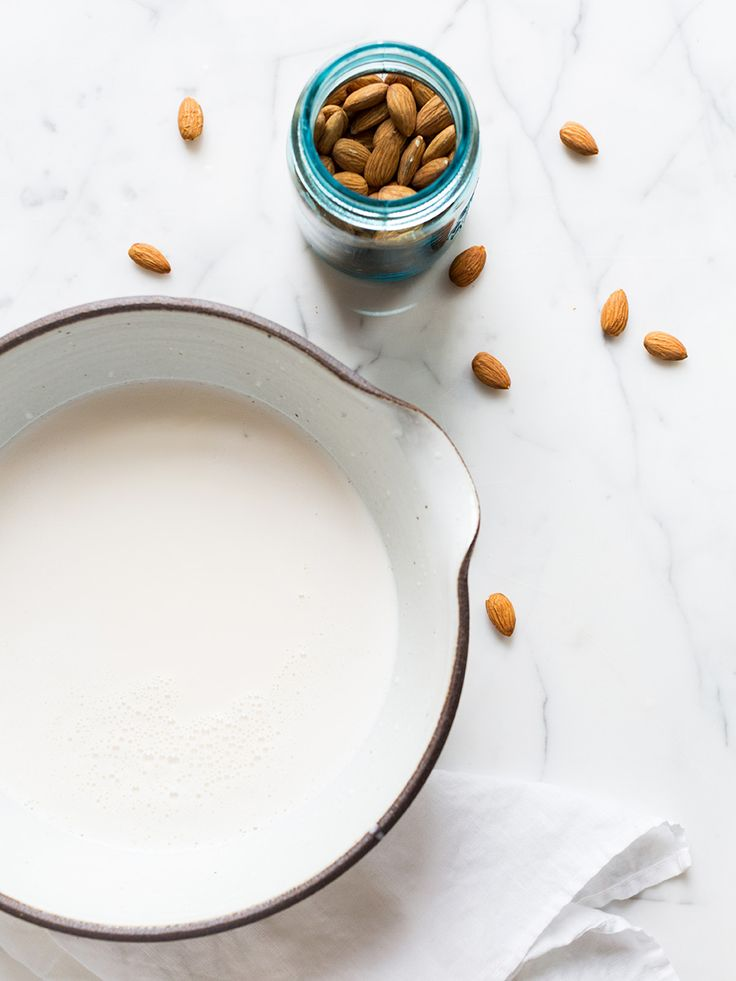 How To Make Almond Milk - The Healthy Hour