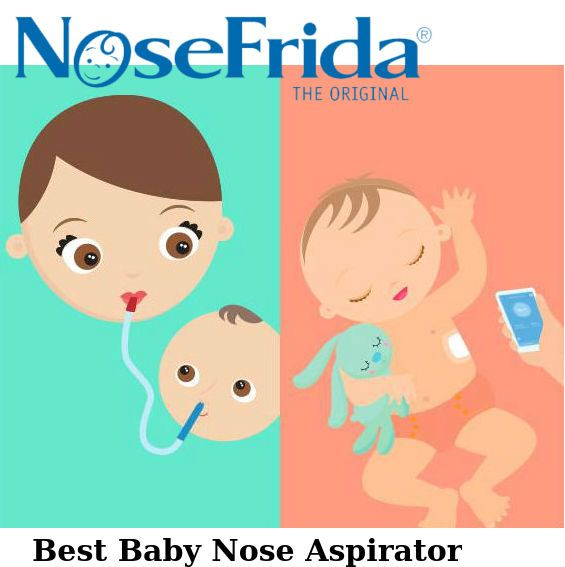 Nosefrida is non-invasive nose aspirator for baby. It is easy to place on babies blocked nose. You can easily clean it.