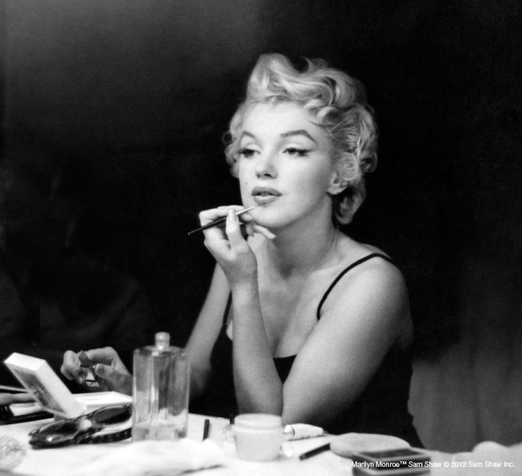 """The outside world wants me to have glamour; my fans want me glamorous. I won't let them down."" - Marilyn Monroe"