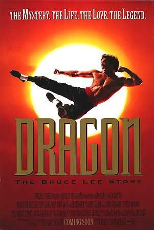 Dragon: The Bruce Lee Story.  Well told story of a Hollywood icon.