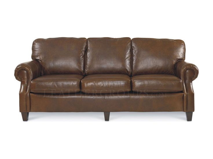 Emerson Leather Sofa By Lane Furniture   702