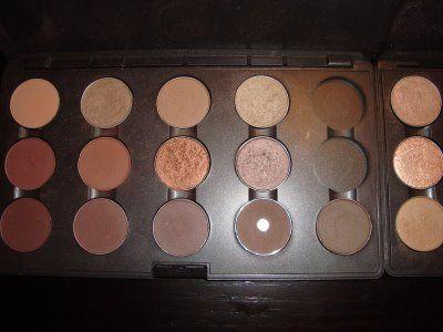 TiffanyD: Palettes: Mac Eyeshadows Palettes, Brown Eyeshadows, Mac Brown, Mac Eye Shadows, Eye Shadow Palette, Mac Palette, Eye Shadows Palettes, Mac Eyeshadows Lipsticks, Eyeshadow Palette