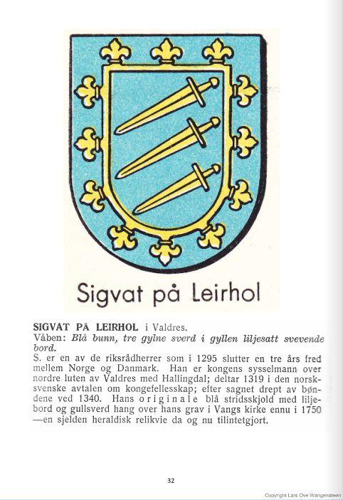 Sigvar på Leirhol