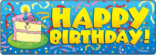Piece of cake and letters: HAPPY BIRTHDAY!  #happy_birthday #happy_birthday_wishes #birthday #birthday_cake