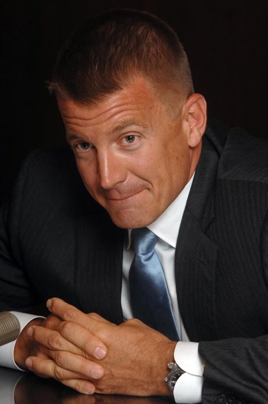 Erik Prince (photo) is one of the two co-founders of Blackwater (now Akademi) currently the largest of the U.S. State Department's three private security contractors. Blackwater became notorious for its involvement in Iraq; its operatives are active in Afghanistan.In late 2010, Prince, after leaving Blackwater, moved to Abu Dhabi, where he subsequently started another security services company, Reflex Responses.